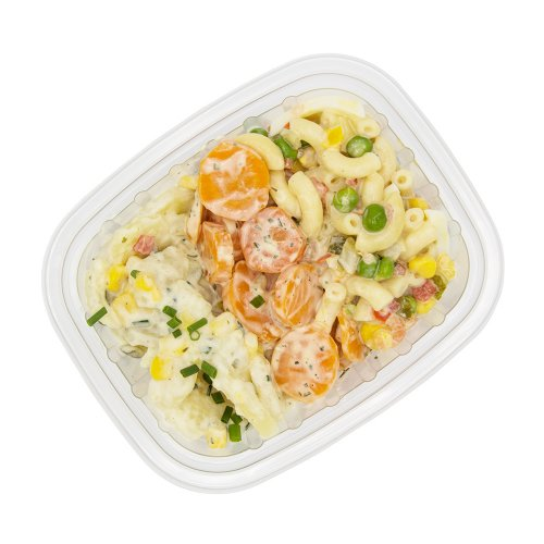 75 Haus-Salat Vegi