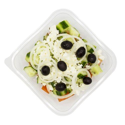85 Griechischer Salat