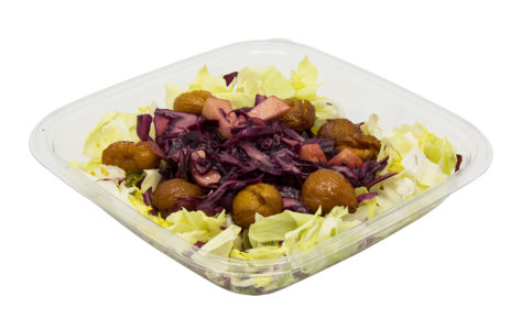 17 Rotkabis-Salat, 1.12.-28.2.