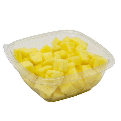 141 Ananaswürfeli
